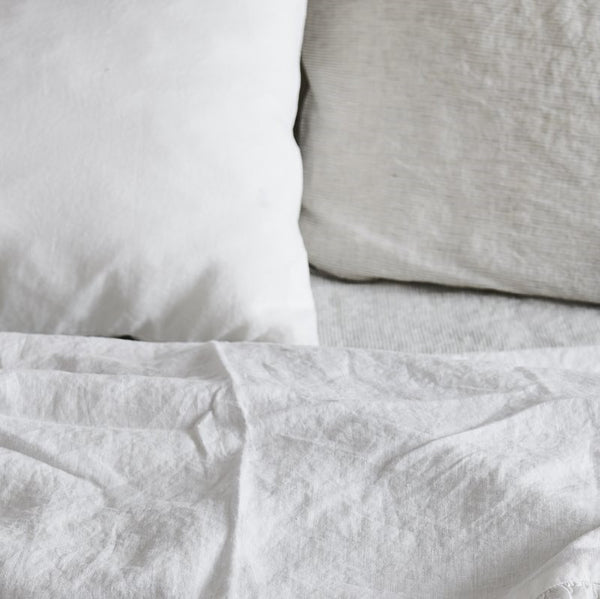 White Pillowcase Set - Standard