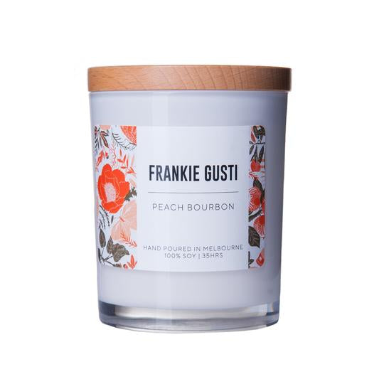 Peach Bourbon Candle