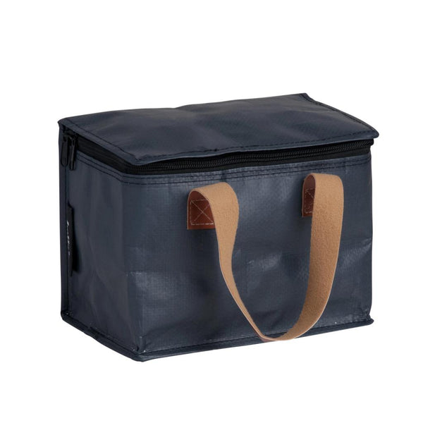 Stealth Black Lunch Bag