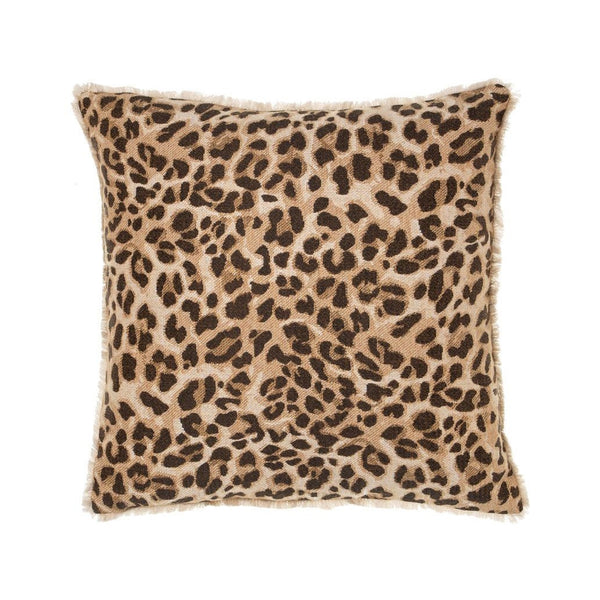 Ezra Cushion - Leopard