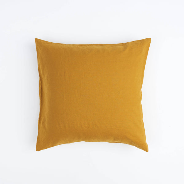 Turmeric European Pillowcase Set