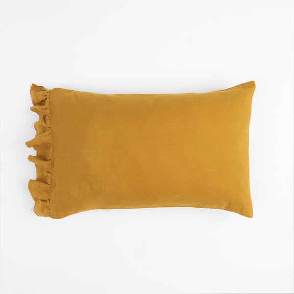 Turmeric Standard Pillowcase Set