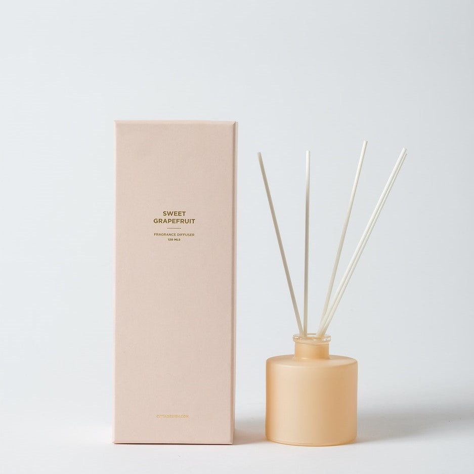 Sweet Grapefruit Diffuser Shell