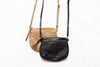 Woven Pouch Bag - Natural