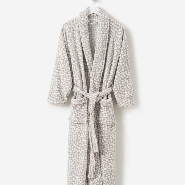 Forget Me Not Womens Dressing Gown