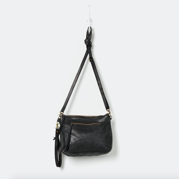 Essential Pouch Bag- Black