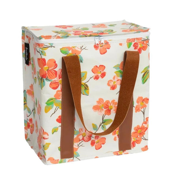 Elma Floral Cooler Bag