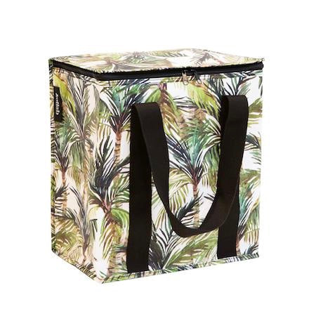 Green Palm Cooler Bag