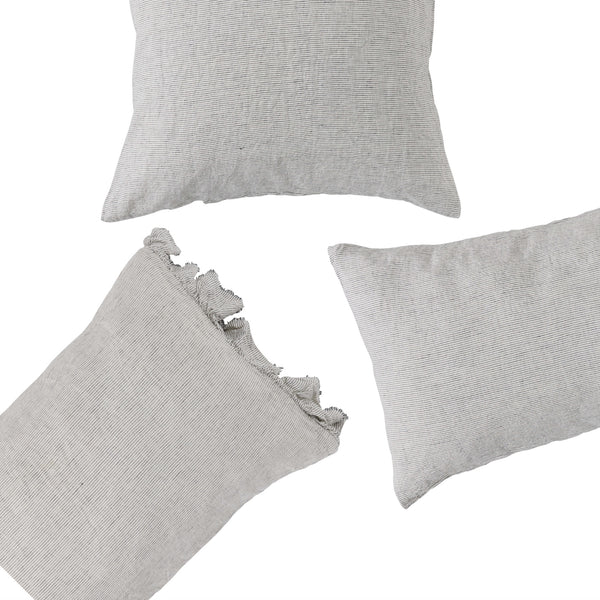 Pinstripe Standard Pillowcase Set