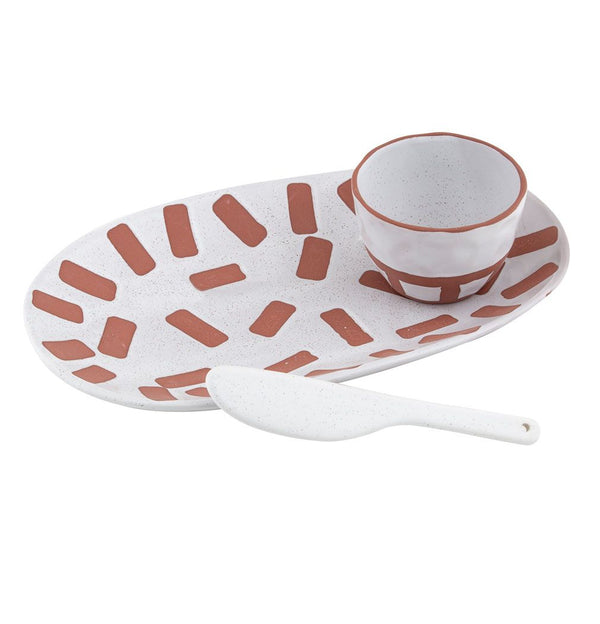 Zambia - Serving Set (3 pieces)