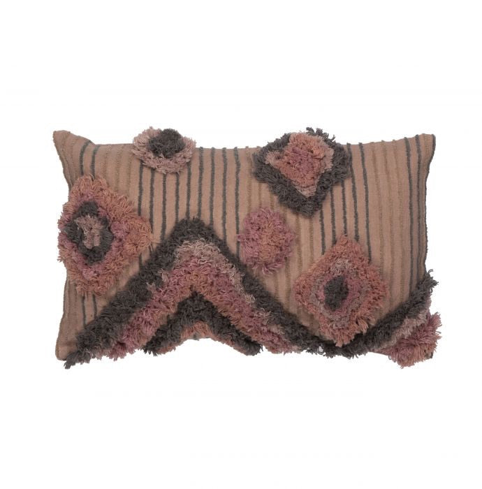 Desert Rose Cushion Rectangle