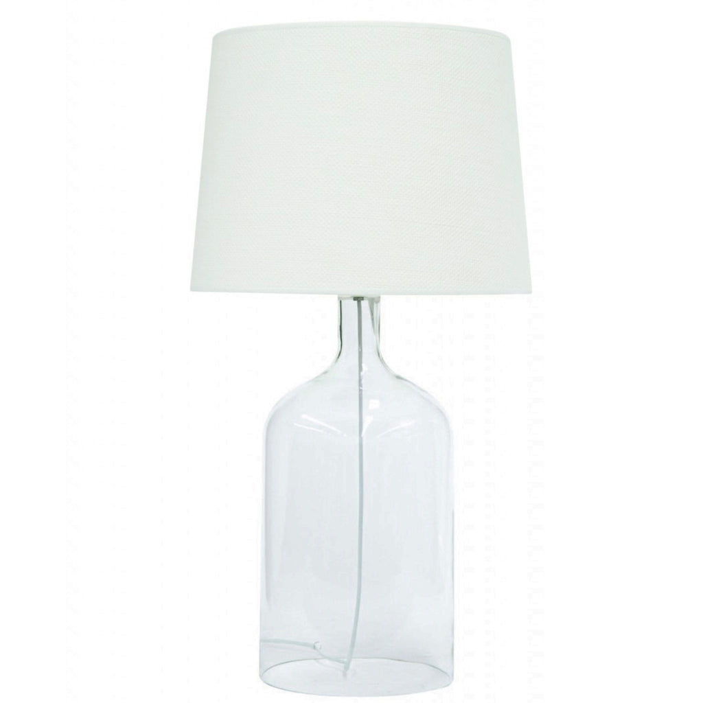 Bell Glass Lamp