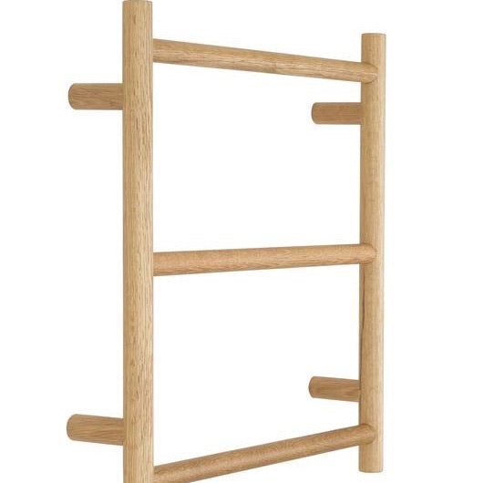 American Oak - 3 Rung Rack