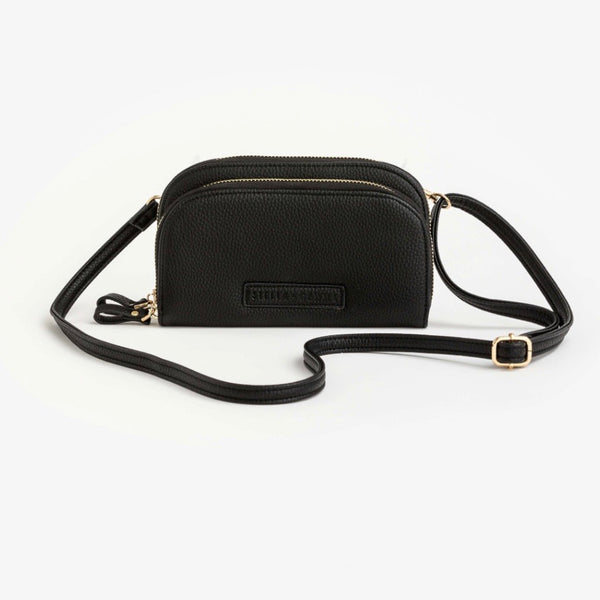 Cleo Phone/Wallet Bag - Black