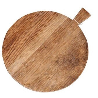Elm Board Large Round