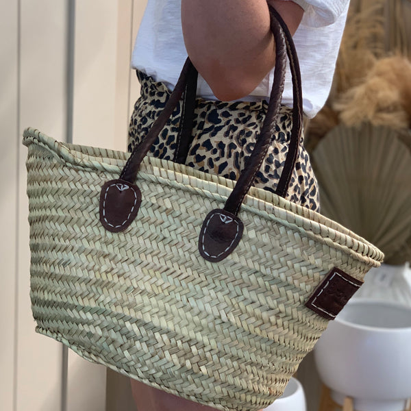 Maddy Basket - Brown