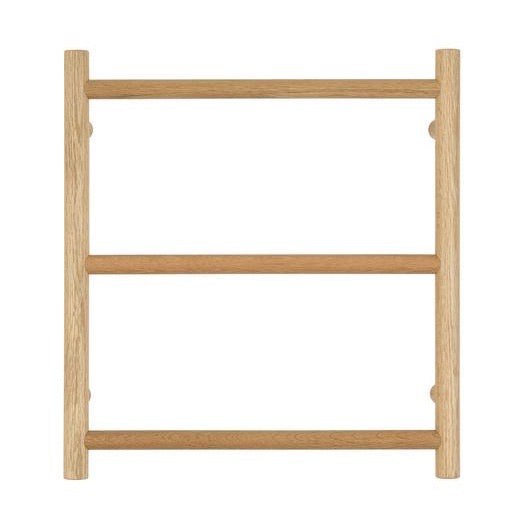 Walnut - 3 Rung Rack