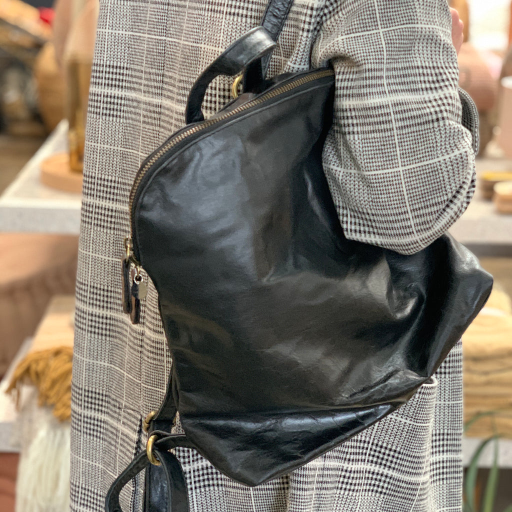 The Bridget Backpack - Black