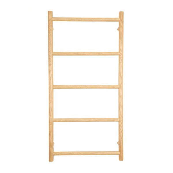 American Oak - 5 Rung Rack