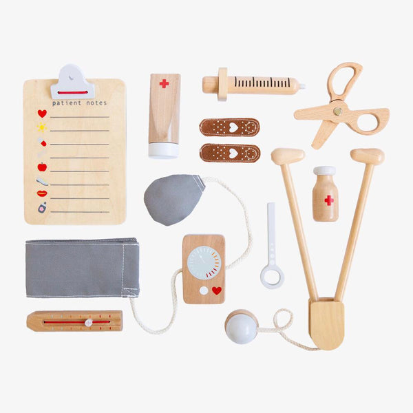 Doctors Kit Wooden