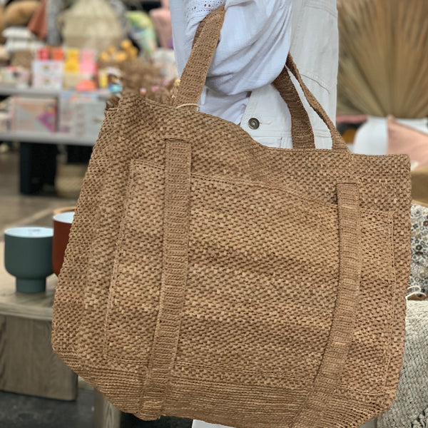 Kif Bag - Light Brown