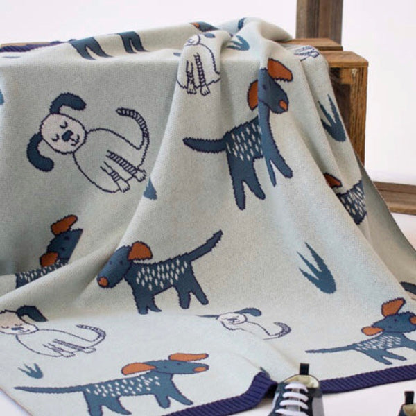 Dogs Day Out Blanket