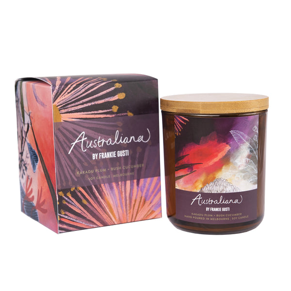 Kakadu Plum & Bush Cucumber Candle