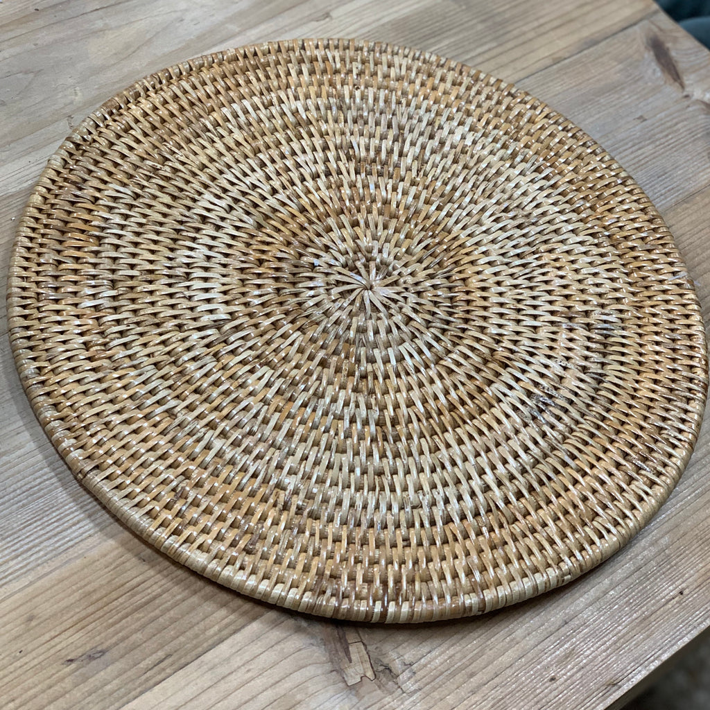 Ragnor Round Placemat