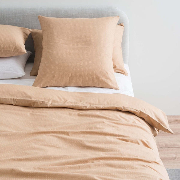 Inku Linen Duvet Cover - Tea Queen