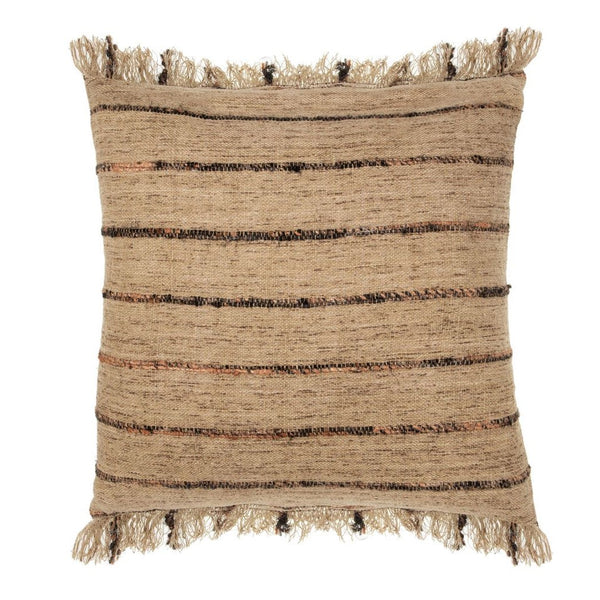 Raven Cushion - Natural