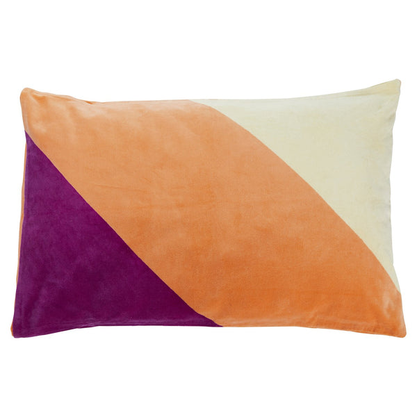 Lizea Velvet Pillowcase - Melon