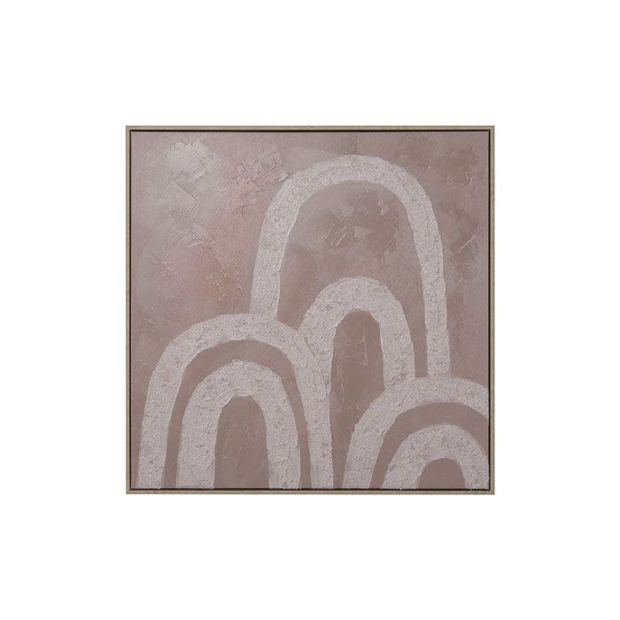 Mahlo Wall Decor - Pink