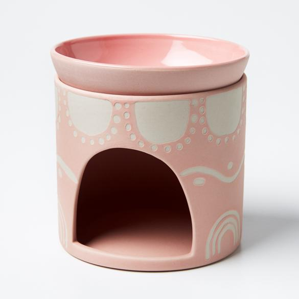 Karmic Oil Burner - Pink