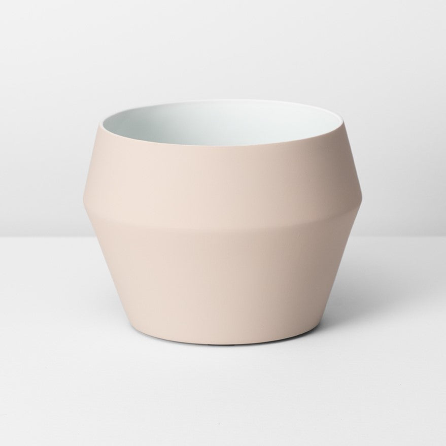 Romo Planter - Medium Nude