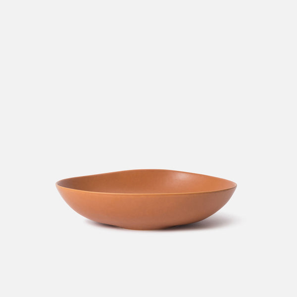 Serena Serving Bowl - Brick