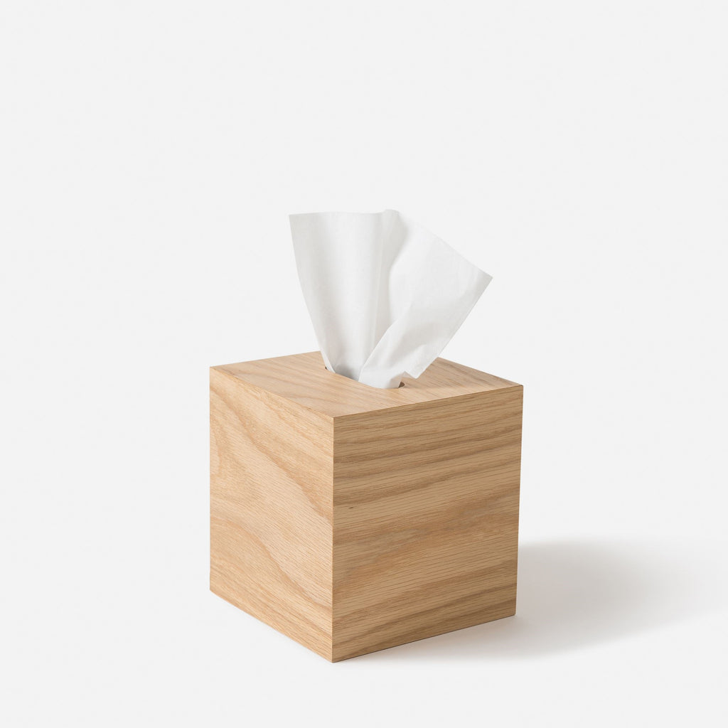 Oku Tissue Box - Natural