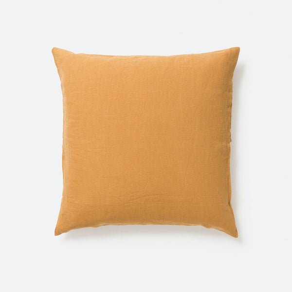 Sove Linen Euro Pillowcase - Miso