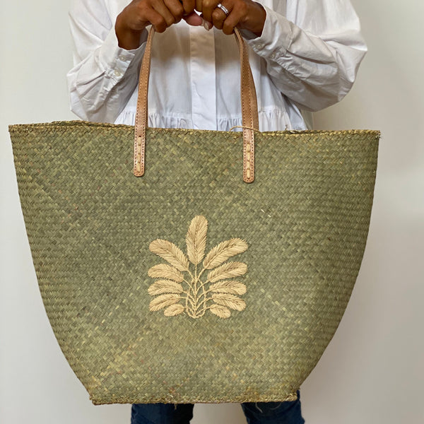 Penji Palm Tree Bag