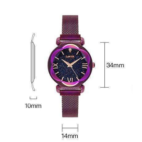 ✨Best Gift For Valentine's Day✨Magnetic Starry Sky Watch
