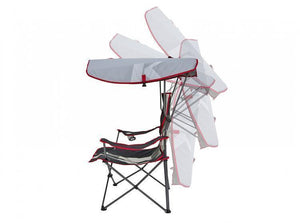 🔥50% OFF🔥Lawn Chair With A Rain/Sun Guard