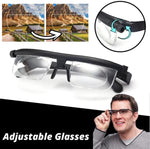 (Last Day Buy 1 Get 1 Free -- $16.99)Adjustable Glasses