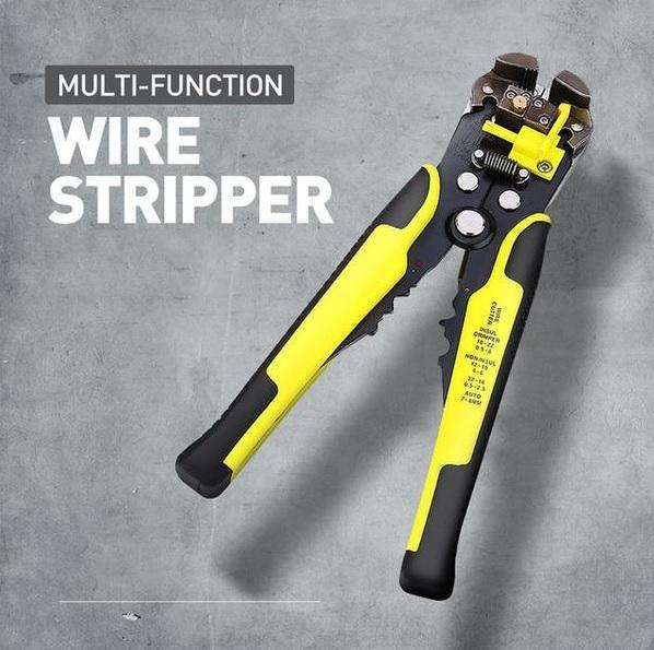 NEC™ - Self Adjusting Easy Wire Stripper