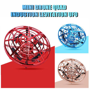 Only $17.99(2nd $8.99) -Mini Drone Quad Induction Levitation UFO (Buy 1 ,Get 1 at 50% )