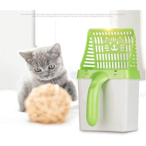 NEW CAT LITTER SCOOPER