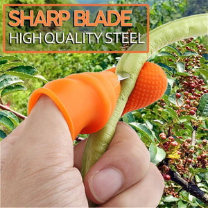 Fruit Picking Thumb Knife