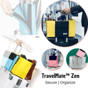 Multi-functional Travel Organizer