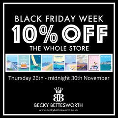 BLACK FRIDAY - 10% OFF THE WHOLE STORE