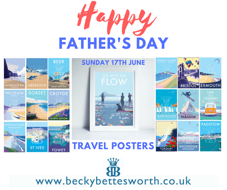 FATHER'S DAY - FACEBOOK COMPETITION - WIN AN A4 PRINT