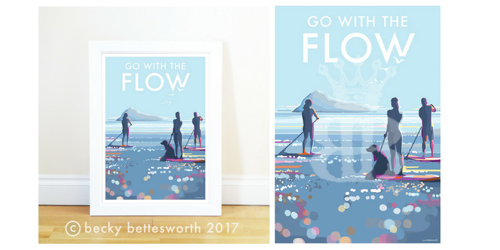 *NEW RELEASE* GO WITH THE FLOW