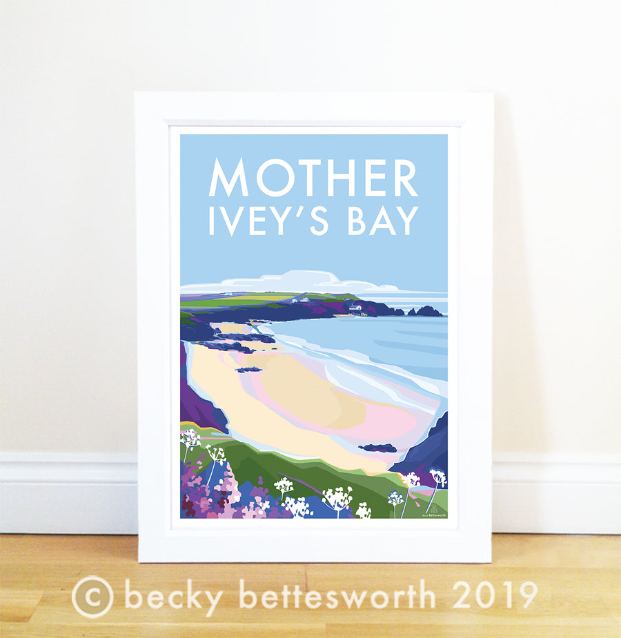 NEW MOTHER IVEY'S BAY ARTWORK